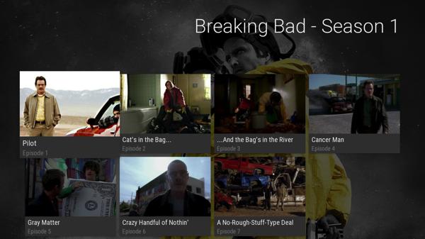 TV Season Page