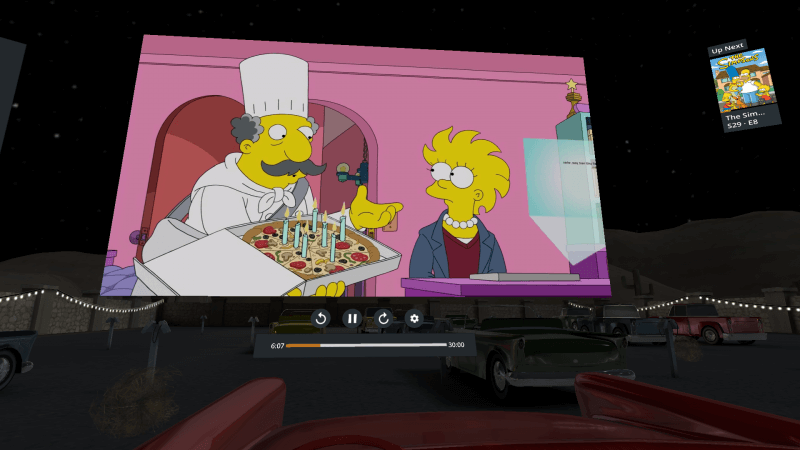 Plex brings its media-streaming app into virtual reality