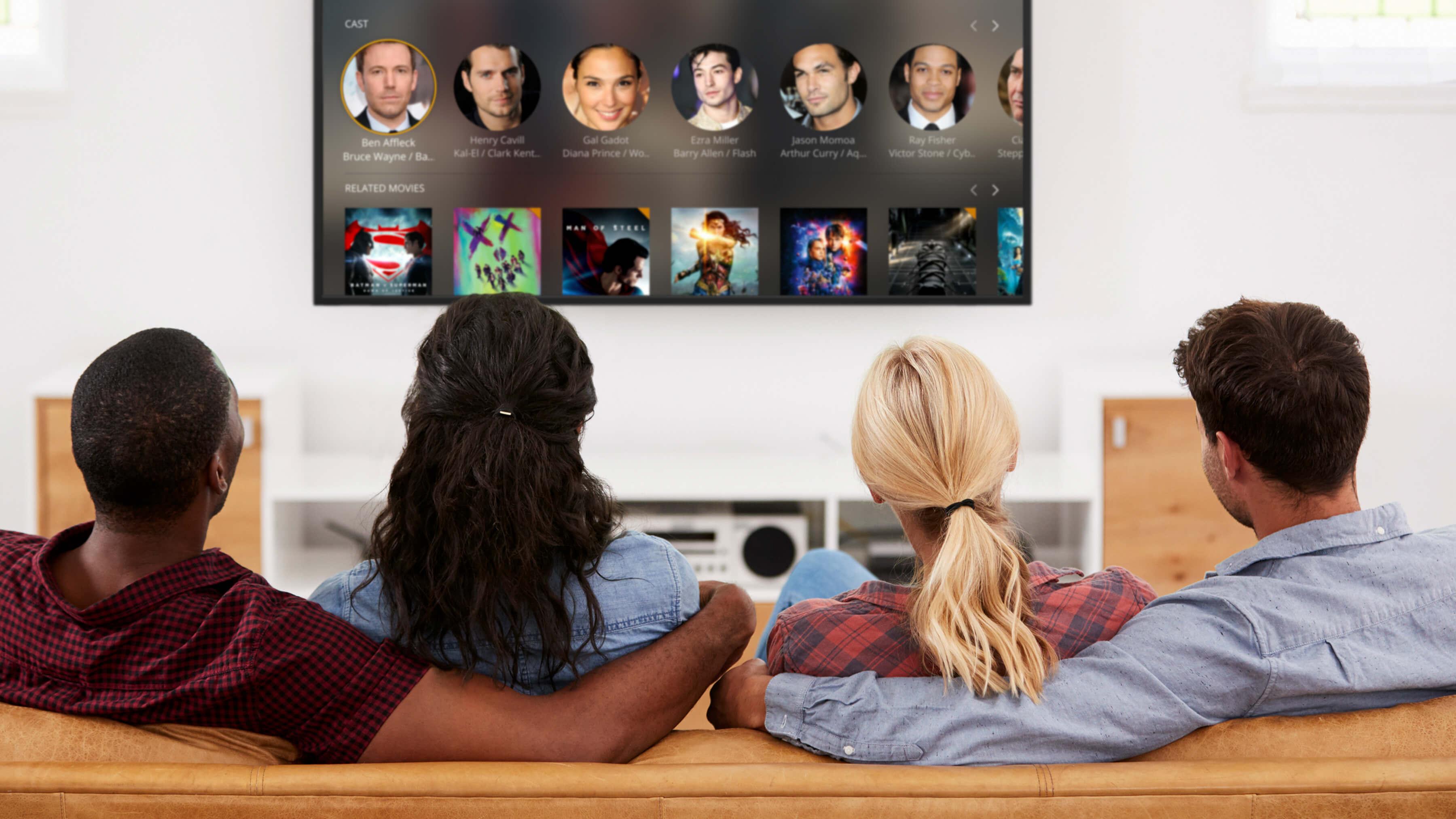 Movies & TV   Plex