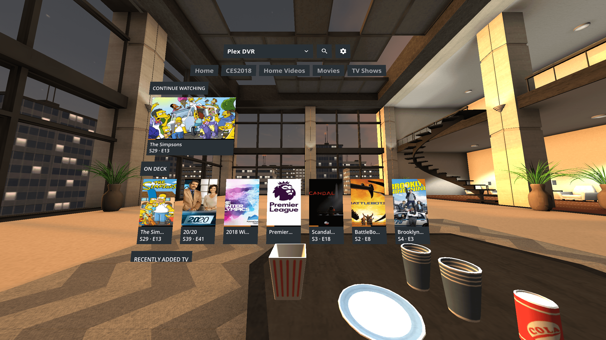 c4f4f3dd2a5 Immerse yourself in your media with Gear VR
